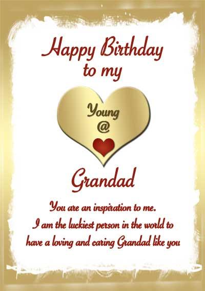 Birthday Card Ideas For Grandpa Birthday Card Ideas – Happy Birthday Grandpa Card