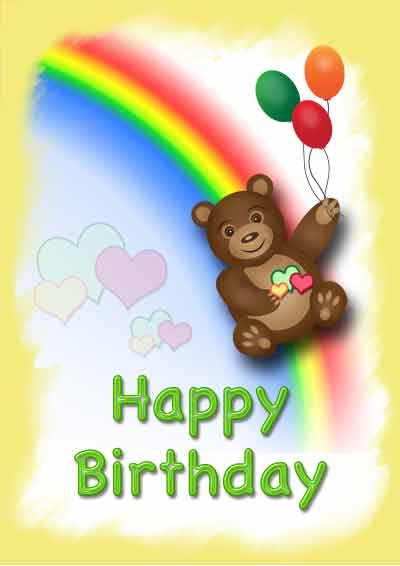 Kids Birthday Cards All About Kids Information For Mom – Birthday Card Kids
