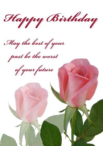 free printable roses birthday cards, Birthday card