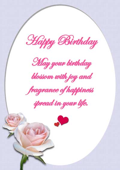 Free Printable Roses Birthday Cards – Special Birthday Cards for Someone Special