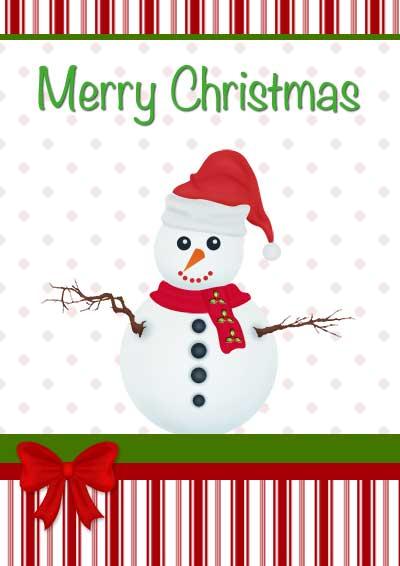 free printable christmas cards youtube