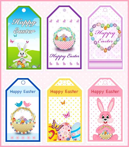 Printable easter tags crafthubs printable gift tags negle Gallery