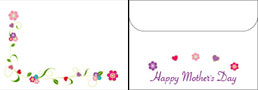 Printable Mother's Day Envelopes