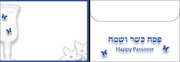 Printable Passover Envelopes