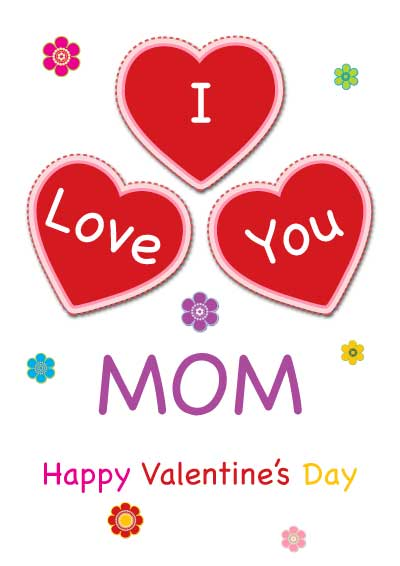 Printable Valentine Cards for Mom and Dad – Valentines Cards for Mom