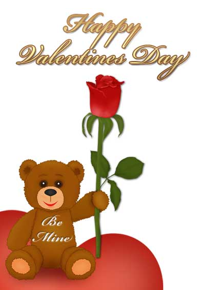 free printable roses valentine cards