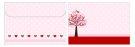 Printable Valentine's Day Envelope 03