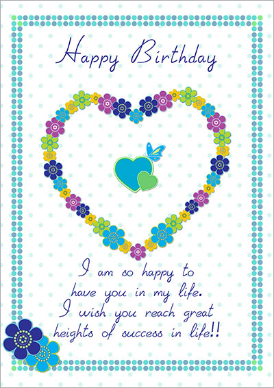 Wishes On Your Birthday 029