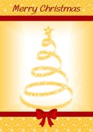 Have a Golden Christmas Card 006