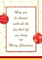 Merry Christmas Greetings!! 013