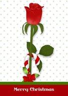 A Romantic Christmas Card 018