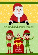 Be Kind And Considerate 024