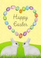Printable Easter Cards 008