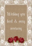 Vintage get well wish card 008