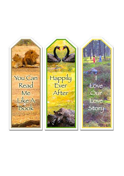 FREE Printable Valentine's Day Bookmarks!!