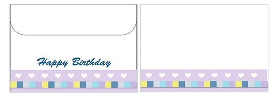 Printable Birthday Envelopes 04