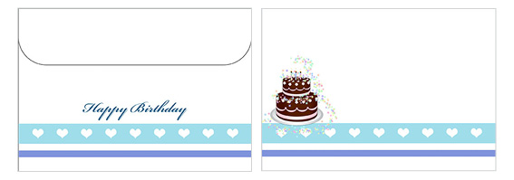 Printable Birthday Envelopes 05