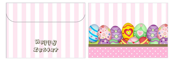 Printable Easter Envelopes 03