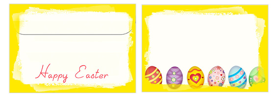 Printable Easter Envelopes 04