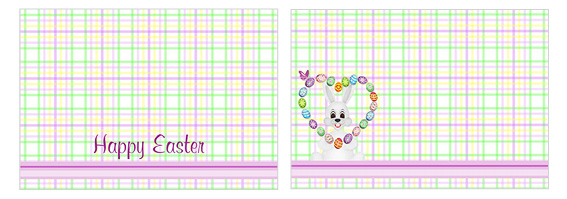 Printable Easter Envelopes 05