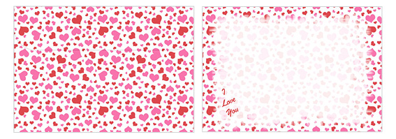 Printable Valentine's Day Envelope 11