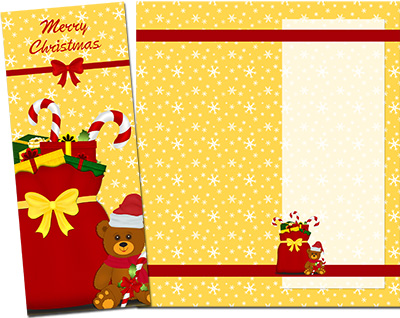 Christmas Greeting Card 011