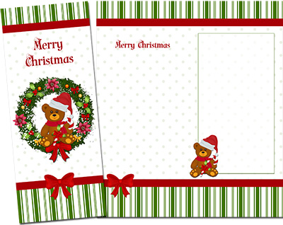 Christmas Greeting Card 012