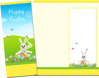 Easter Greeting Card 001