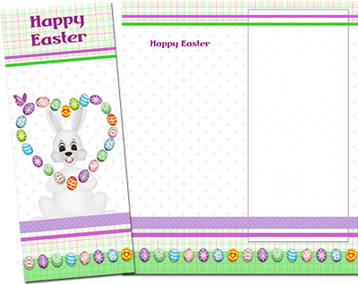 Easter Greeting Card 005