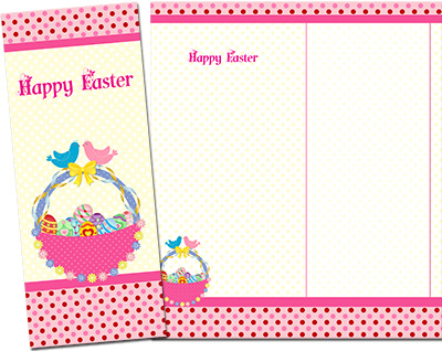 Easter Greeting Card 006