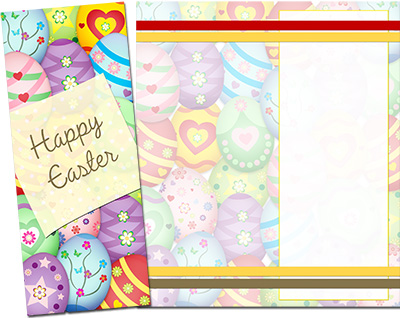 Easter Greeting Card 008