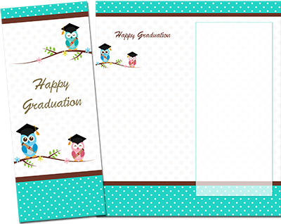 Graduation Greeting Card 002