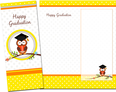 Graduation Greeting Card 004