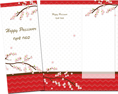 Passover Greeting Card 004