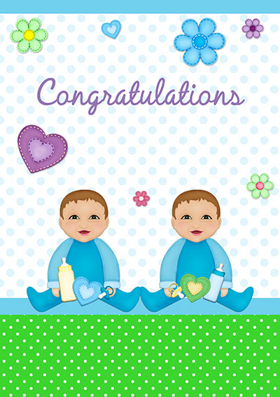Congrats!! It's Baby Twins 003