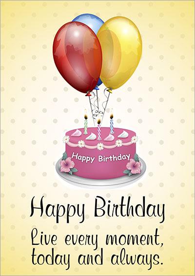 Bloons & Cake Birthday 001