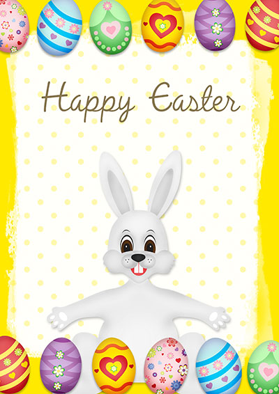 Printable Easter Cards 003