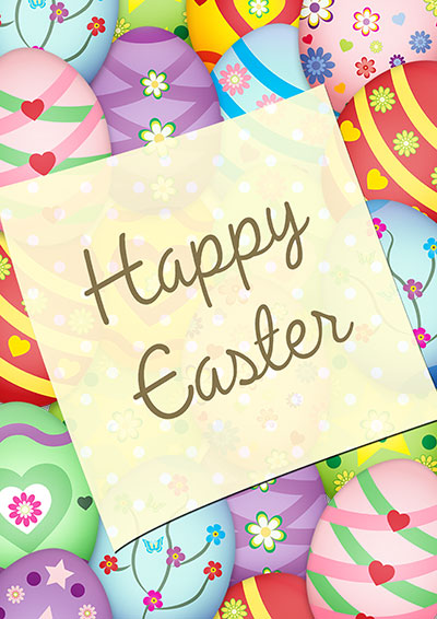Printable Easter Cards 009