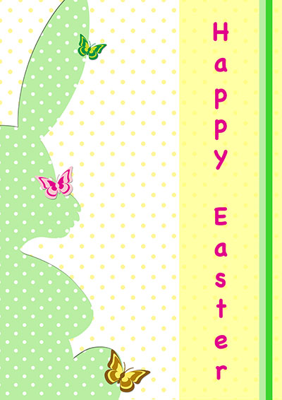 Printable Easter Cards 010