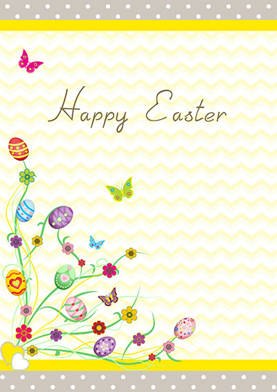Printable Easter Cards 012