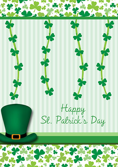 St. Patrick's Day Cards 004