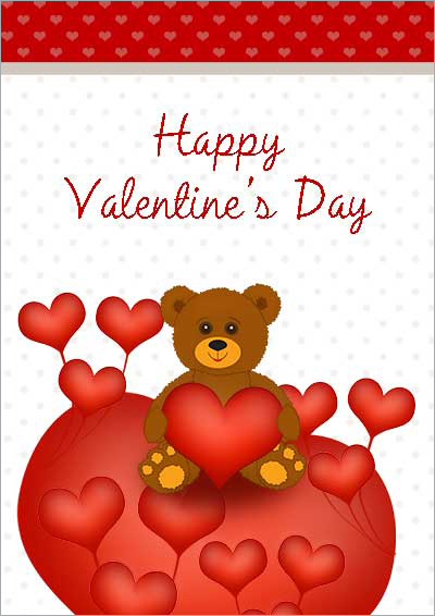 Printable Valentine Cards – Pictures of Valentine Day Cards