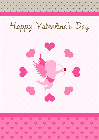 Happy Valentine's Day Cupid 019