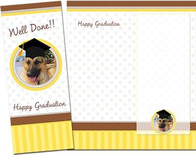 Graduation Greeting Card 002