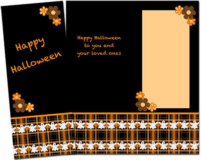 Halloween Greeting Card 002