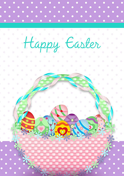 Printable Easter Cards 002