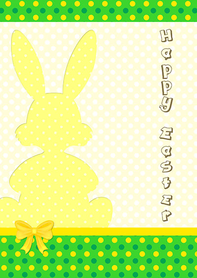 Printable Easter Cards 006