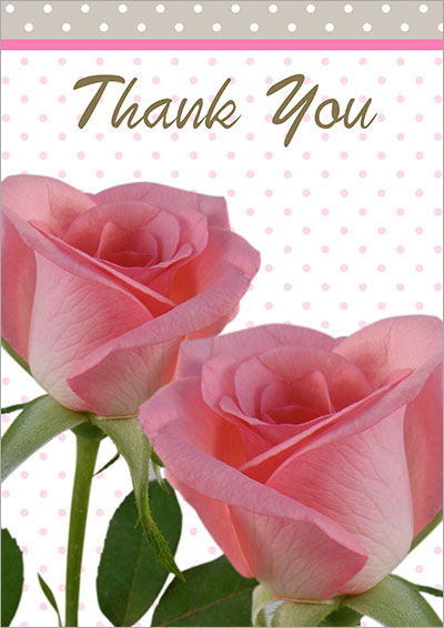 Free Printable Thank You Cards 004