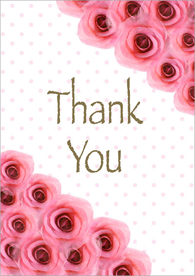 Free Printable Thank You Cards 005