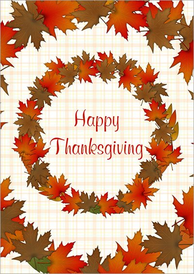 Thanksgiving Fall Leaves 003